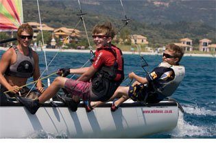 Sailing holidays 11