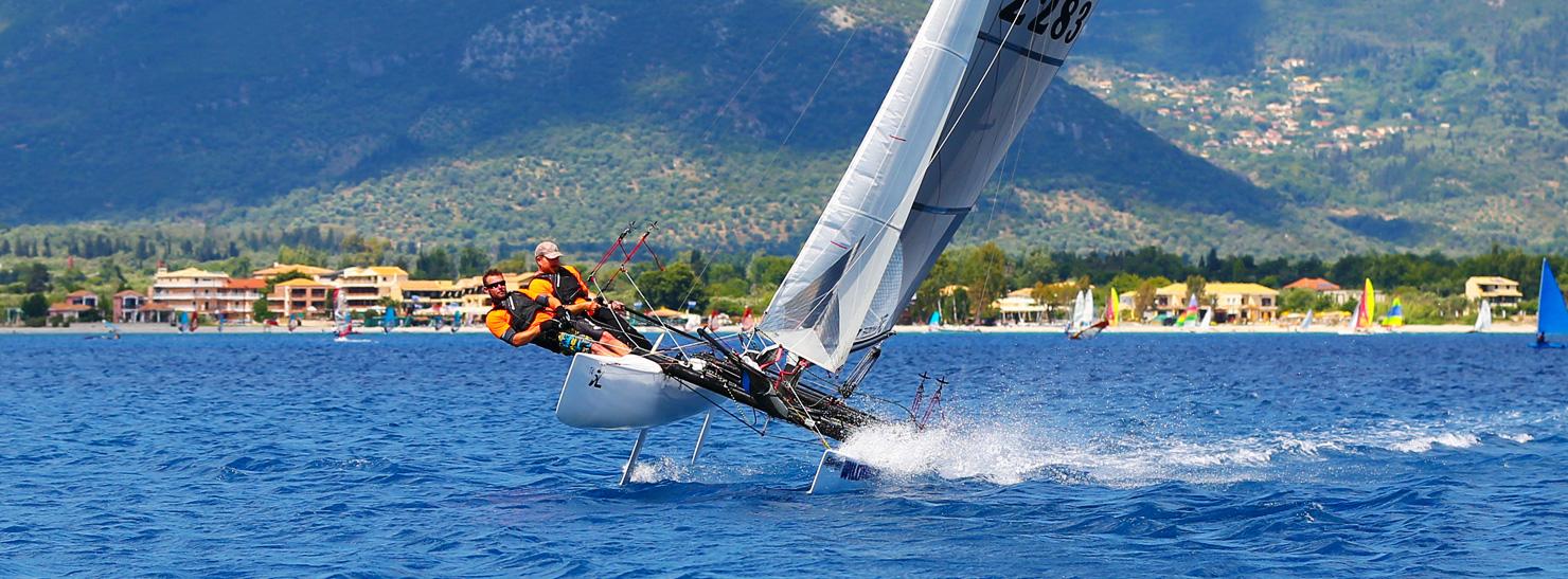 Sailing holidays greece 16